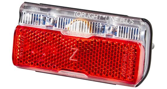 Busch + Müller Toplight Line Dynamo-Rücklicht mit Standlicht 80mm schwarz